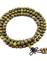 naturelle bracelet vert bois de santal
