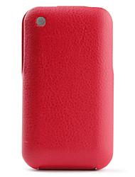 Full Body Capa de Couro PU para iPhone 3G e 3GS (cores sortidas)