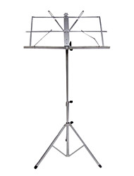 NG - (MS-GY) Grey Folding Portable Music Stand with Bag