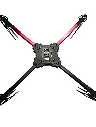 X600 V3 4-AXIS Multi Glass Fiber Frame Quadcopter