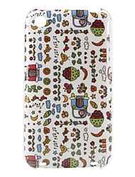 Case Dura para iPhone 3G e 3GS - Cartoon
