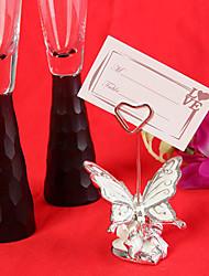 lieu et les détenteurs de cartes très beau lieu de papillon titulaire de la carte (jeu de 4)
