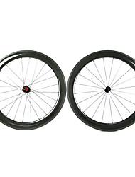 Supernova - 60 mm de fibra de carbono tubulares Juegos de ruedas para bicicleta carretera con la serie CPP