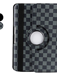 """360 Degree Rotating PU Leather 10.1"""" Case with Stand for P5100 Samsung Galaxy Tab2"""