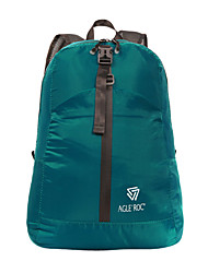 L Daypack Climbing Camping & Hiking Traveling Rain-Proof Polyester Nylon Oxford