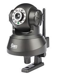coolcam - 300k pixel wireless pan tilt telecamera ip rilevamento del movimento, avviso e-mail, p2p