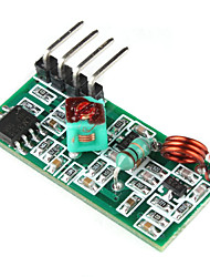 DIY 433MHz Wireless Receiving Module for (For Arduino) (Green)