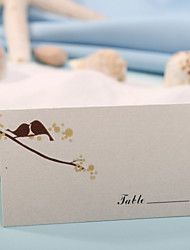 Place Cards and Holders Place Card - Lovely Birds (Set of 12)