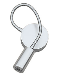 ZDM ™ 3w 195lm 3000-3500K теплый белый свет водить стены прожектора зеркало лампа (AC85-265V)