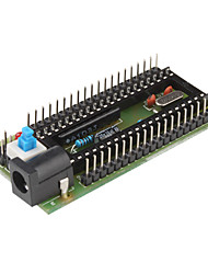 YS 51 Smallest Single Chip System Board Development Board STC Minimum System Board (Green)