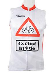 Kooplus Poliéster 100% Chaleco Ciclismo