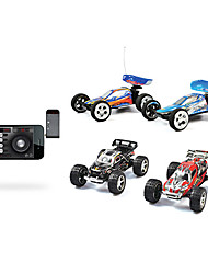 Echelle 1:43 2.4Ghz iPhone / Android contrôle Salut-Speed ​​Off-Road Truggy RC
