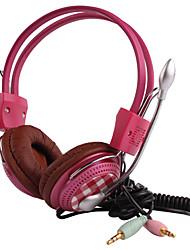Fones de ouvido de moda em tamanho FE-S11