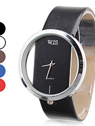 Women's Watch Fashionable Transparent Case