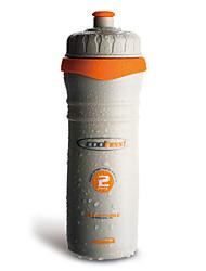 Fahhrad Wasserflaschen Radfahren/Fahhrad Weiß PC / PP