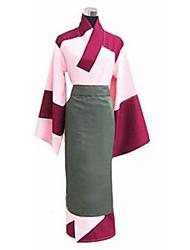 Sango Kimono Cosplay Costume