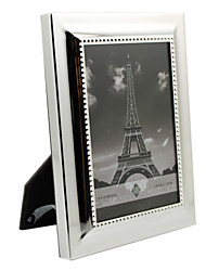 "6"" 7"" 10"" Modern Style Picture Frame in Metal"