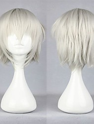 peruca cosplay inspirado k Yashiro Isana