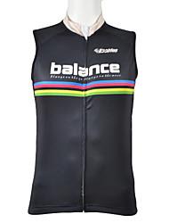 Kooplus 100% Polyester Cycling Vest (Rainbow)