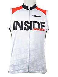 Kooplus 100% Polyester Cycling Vest (Red)