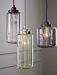 Max 60W Traditional/Classic / Vintage Bulb Included Pendant Lights Living Room / Dining Room