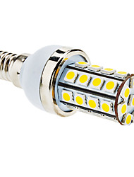 E14 7 W 36 SMD 5050 590 LM Warm White Corn Bulbs AC 85-265 V
