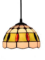 60W E27 Lumière Pendentif avec abat-jour en fonction Shell