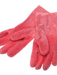 facile pomme de terre végétale gant exfoliant (1 paire, couleur aléatoire)