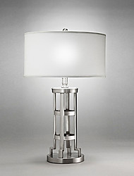 60W E27 Modern Table Lamp in Cylindrical Shape