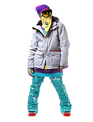 20000mm Waterproof FELICE-MOTO-SCRATCH Unisex Skiing Pant (Multi-color Available)