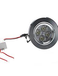 4W 380-410LM 6000-6500K природных Белый свет светодиодный потолочный Лампа (85-265В)