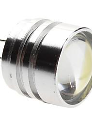 Focos G4 2 W 1 LED de Alta Potencia 120 LM Blanco Natural DC 12 V