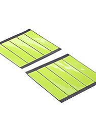 Longues bandes réfléchissantes modèle Autocollants PVC (10-Piece Pack)