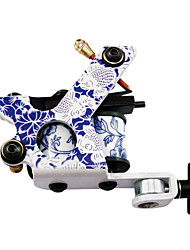 Porcelain Tattoo Machine Gun
