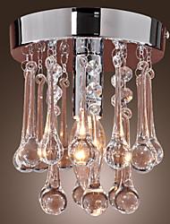 OTTAWA - Lampadario stile moderno in cristallo