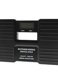 Portable Escala multiusos de Personal Auto de un solo paso en el sensor