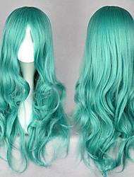 Neptune Green Cosplay Wig