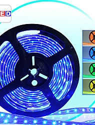 5M Water Proof Multi-color LED Strip with 300 LEDs and Remote