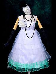 Camellia Japonica Hatsune Miku Cosplay Costume