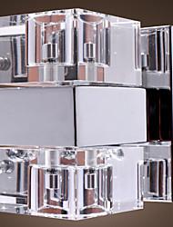 SAWTELL - Lampe Murale Moderne Cristal