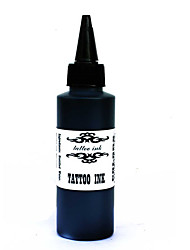 Top Quality Black Tattoo Ink 120ml