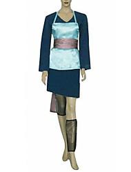 temari fan art traje de cosplay