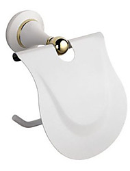 Toilet Paper Holder,Contemporary Antique Brass Wall Mounted