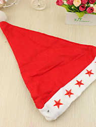 Lovely Santa Cap With Stars