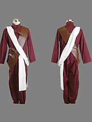 Gaara 3ème édition costume de cosplay