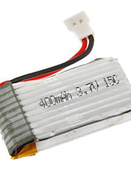 400MAH 3.7V 15C Lipo Battery for RC model