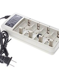 Super Charger KN-7521 pour NI-CD AA Ni-MH AAA CD batterie 6F22 (UE)