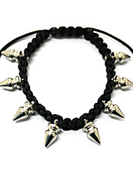 Geweven Rivet Dames Armband