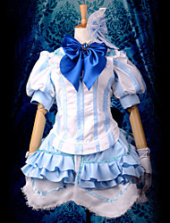 Inspired by Vocaloid Hagane Miku Video Game Cosplay Costumes Cosplay Suits Patchwork White Top