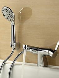 Torneiras Banheiro Sprinkle®  ,  Moderna  with  Cromado Monocomando Uma Abertura  ,  Característica  for Separada